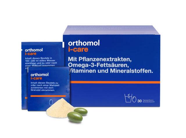 癌症放化疗患者服用德国Orthomol保健品建议